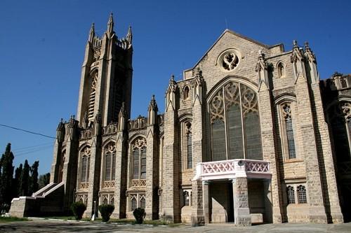 Iglesia anglicana de Medak