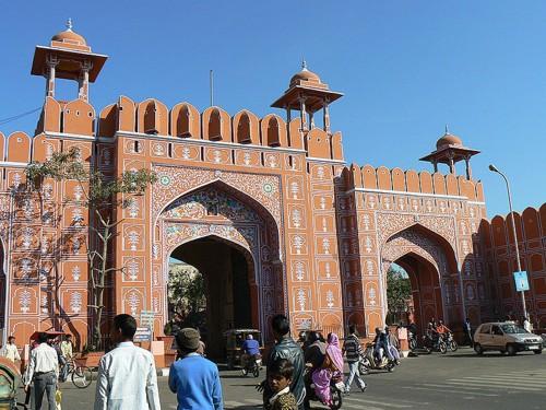 Puerta de Jaipur