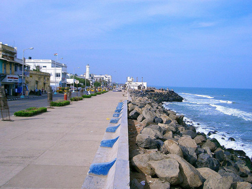 Turismo aventura en Pondicherry