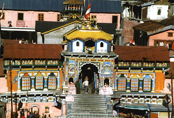 Templo Badrinath