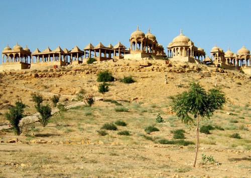 Parques de Jaisalmer, para todos los gustos