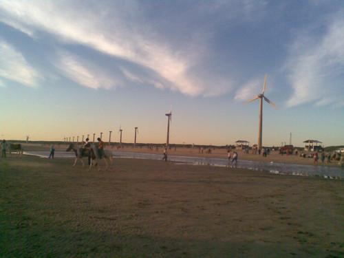 Playa en Mandvi