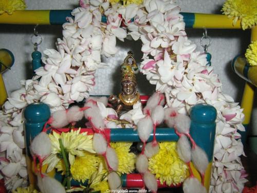 Bankey Bihari, visita obligada en Vrindavan