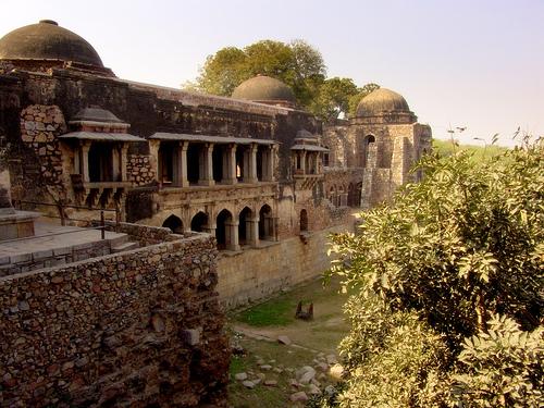 Delhi Sur, historia y modernidad