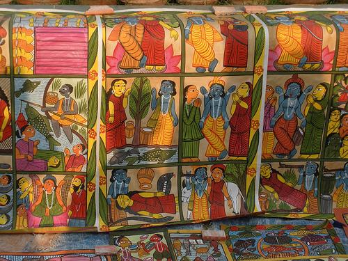 Pintura Madhubani