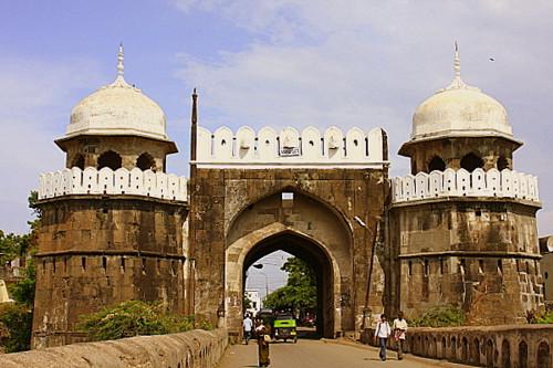 Aurangabad, la ciudad de las puertas