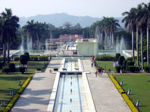 Jardines Yadavindra