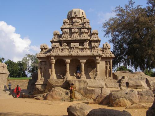 Huellas De La Historia En La Arquitectura De La India