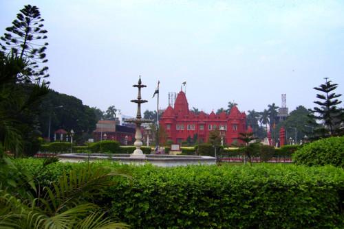 templo de parasnath