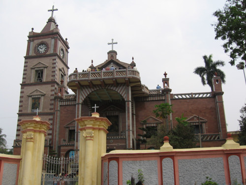 Basilica de Bandel