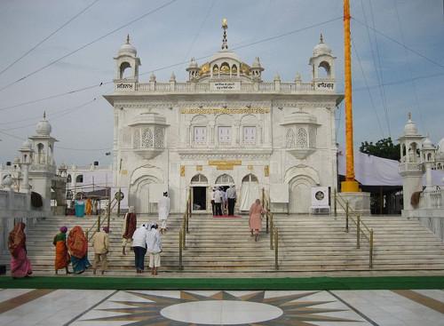 Templo en Nanded