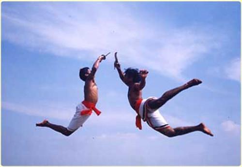El Kalaripayat, antiguo arte marcial de la India
