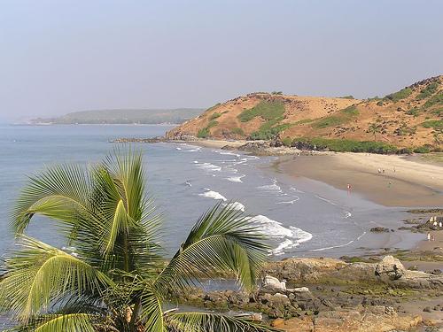 Playas en Goa
