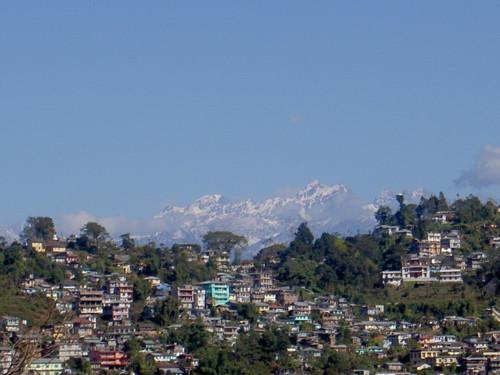 Kalimpong, turismo todo el año
