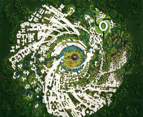 Auroville, ciudad sostenible internacional