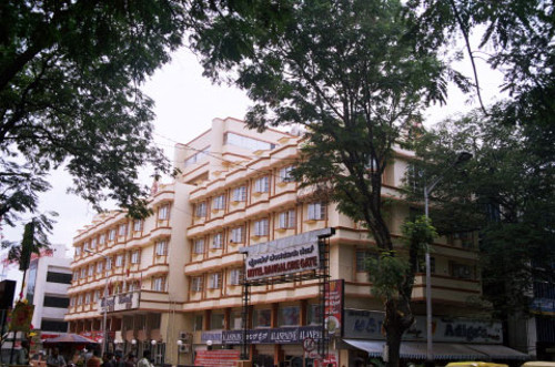 Bangalore Gate, hotel tres estrellas en Bangalore