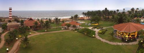 The Park, lujo frente al mar en Vishakhapatnam