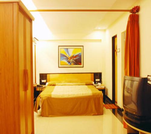 Habitacion Hotel Metro Palace