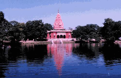 Templo Rameshwari