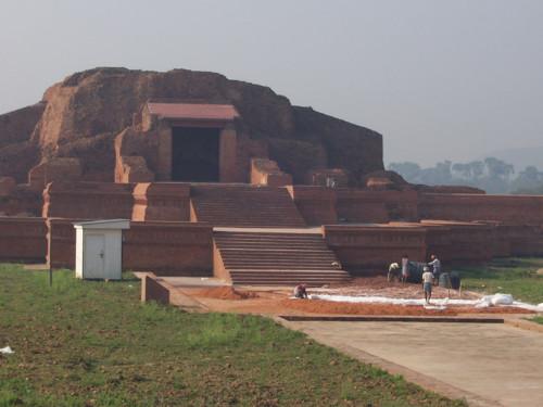 Dos museos arqueológicos de la India