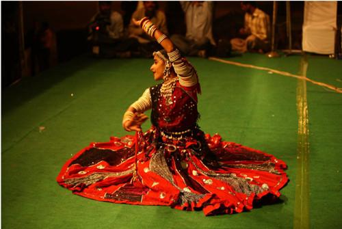 Shekhawati, festival cultural y orgánico en Rajhastan