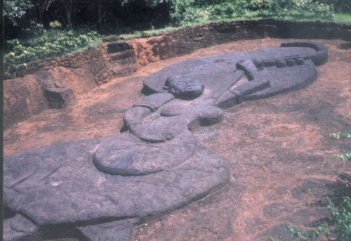 La escultura más larga de la India, en Goa