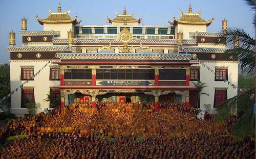 Namdroling, el Templo de Oro