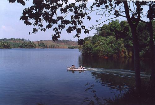 Playas, pesca y navegación en Kannur, estado de Kerala