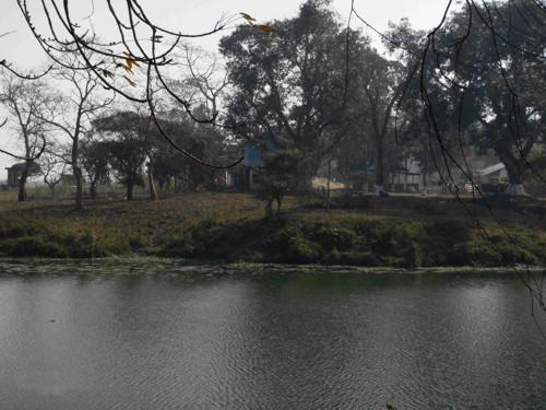 Morigaon, naturaleza, templos y pescado seco