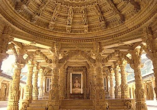Templo en Dilwara