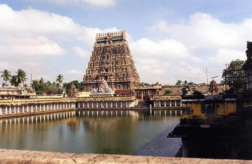 Un paseo por al ciudad sagrada de Chidambaram