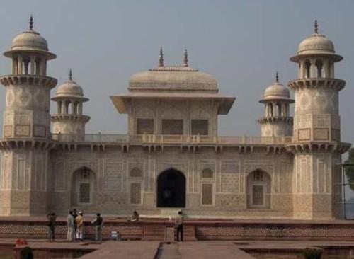 El Baby Taj: el inspirador del bellísimo Taj Mahal