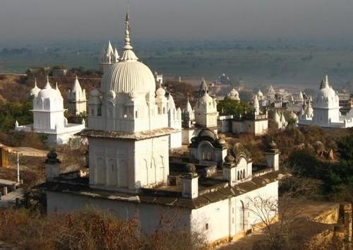 Sonagiri: una colina salpicada de majestuosos templos