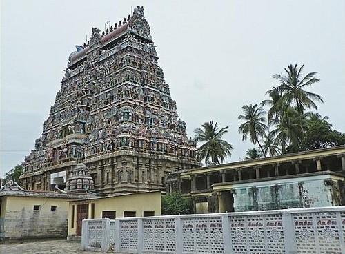 Templo de Sabhanayaka Nataraja