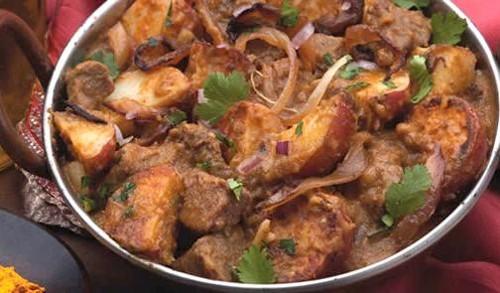 El vindaloo: un plato típico de origen colonial
