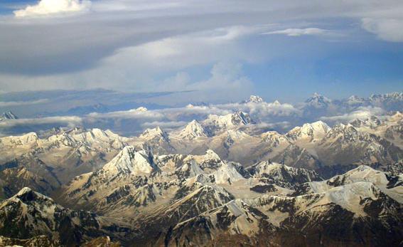 Himalaya en la India