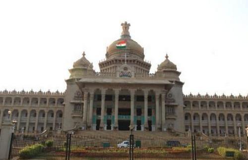 Vidhana Soudha, en Bangalore