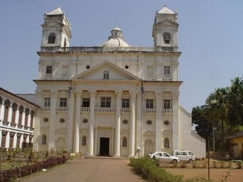 Iglesia de San Cayetano en Goa