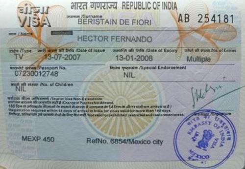 Requisitos y consejos para viajar a la India