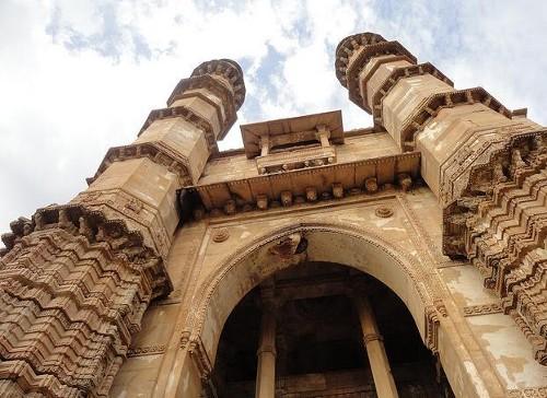 Parque arqueológico de Champaner-Pavagadh