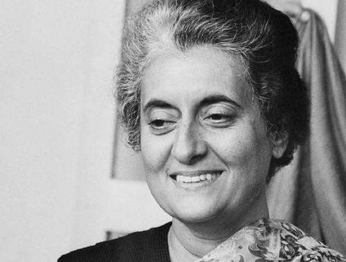 Indira Gandhi, una mujer clave en la historia de la India