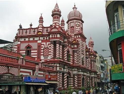 Mezquita de Colombo