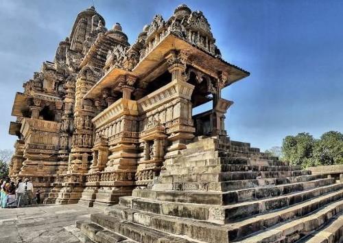 Khajuraho, una pequeña ciudad con templos cautivadores