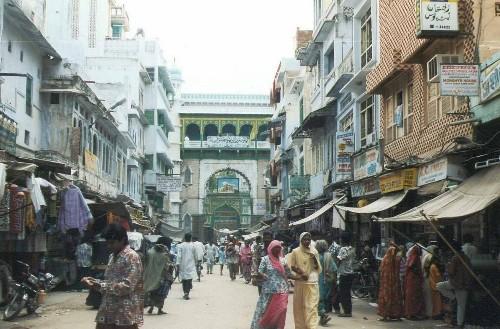Un paseo por la ciudad de Ajmer, en Rajastán