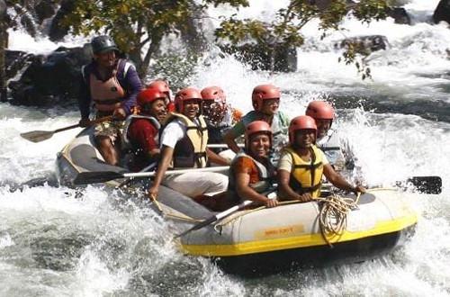 Rafting en Himachal Pradesh