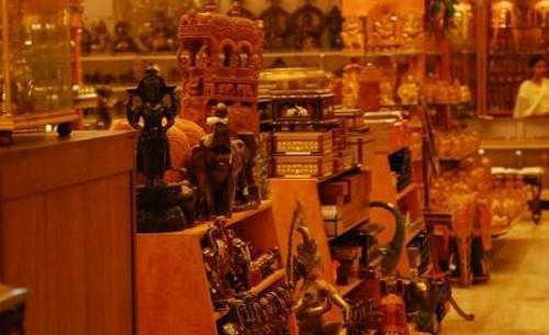 Compras en Agra