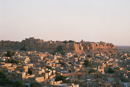 Descubrir las inmediaciones de Jaisalmer