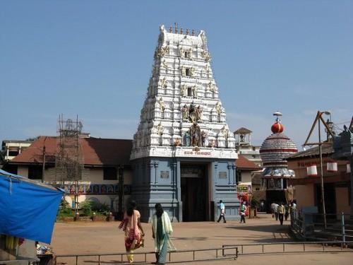 Templo de Krishna Udupi